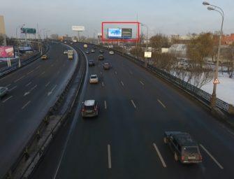 Стартап Synaps Labs и Jaguar провели в Москве таргетированную DOOH кампанию