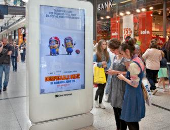 Мобильная и геолокационная реклама дают новый импульс развитию OOH медиа