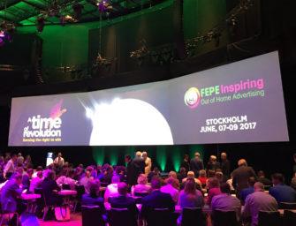 Репортаж «Прайм групп» с международного конгресса по наружной рекламе FEPE International