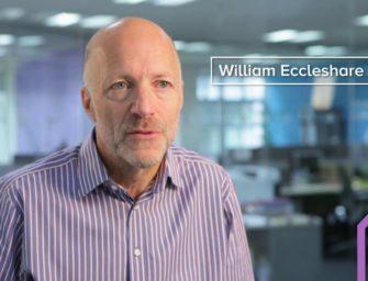Интервью Уильяма Экклшера (Clear Channel International) о ренессансе out of home