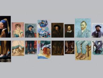 Ogilvy «обуло» классические портреты