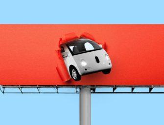 Что произойдет с наружной рекламой и радио в эпоху беспилотных автомобилей?
