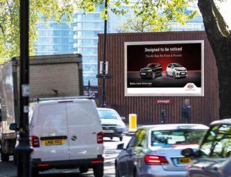 KIA проводит в Великобритании синхронизированную OOH-радио кампанию