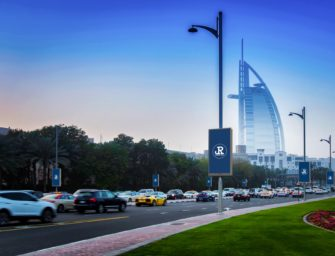 JCDecaux укрепляет присутствие на Ближнем Востоке благодаря 10-летнему контракту на управление уличной мебелью в Дубае