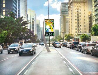 Реклама возвращается на улицы Сан-Паулу