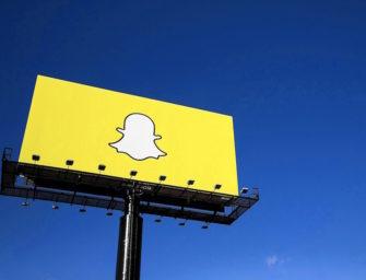 Facebook и Snapchat в OOH рекламе? Вы будете удивлены