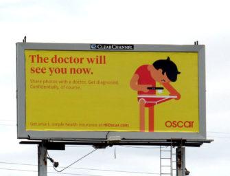 Как OOH реклама помогает американским стартапам продавать