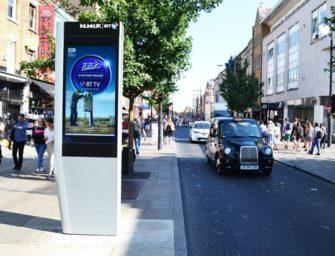 В Лондоне установили 50 интерактивных терминалов InLinkUK