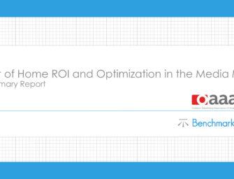 Исследование: OOH медиа увеличивает ROI интегрированных кампаний