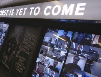 Реклама «Черного Зеркала» напрягла пассажиров лондонского метро