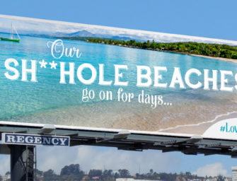 Рекламист из Гаити собирает деньги на рекламу своей «дерьмой» страны
