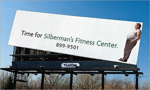 Silberman's-Fitness-Center-billboard