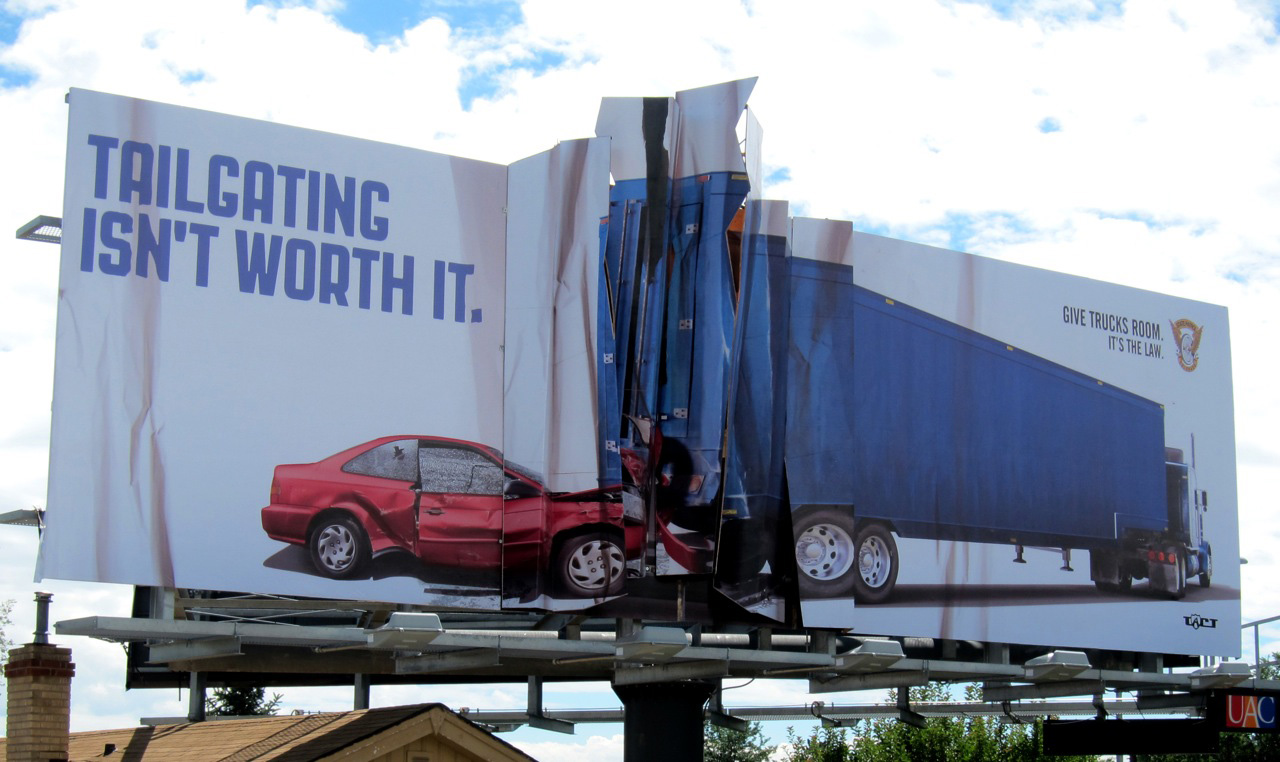 Colorado-State-Patrol-tailgating-billboard