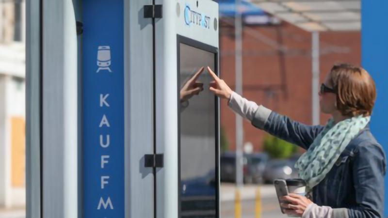 Smart-City-Media-kiosk