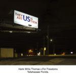 For Freedom billboard
