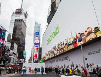 Самый дорогостоящий билборд в мире