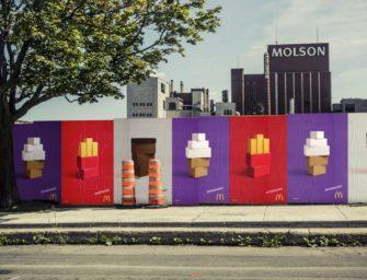McDonald's обыграл традицию жителей Квебека одновременно переезжать 1 июля