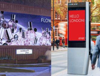Global Outdoor — новый игрок британского рынка OOH-рекламы