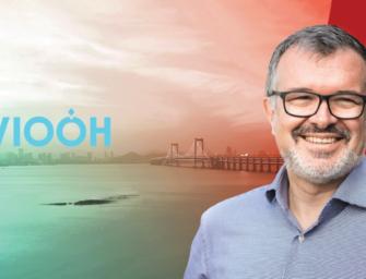 Интервью с генеральным директором платформы VIOOH Жаном-Кристофом Конти