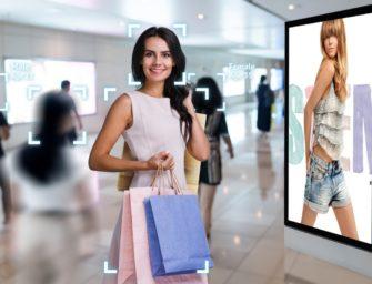 Вдохновленная «Особым мнением» технология покажет посетителям ТРЦ в Чехии и Румынии персонализированную рекламу