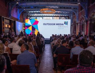Открыт прием заявок на британский конкурс Outdoor Media Awards