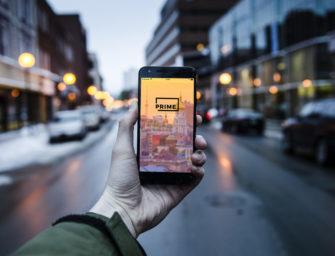 PRIME Group разработал уникальное мобильное приложение  для фотостатусов