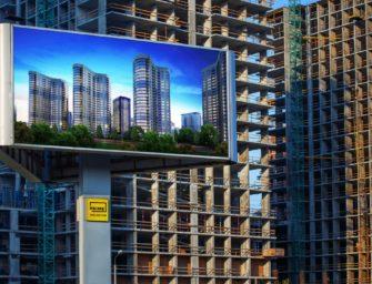 Наружная реклама — самый эффективный офлайн-канал для продвижения недвижимости, — исследование