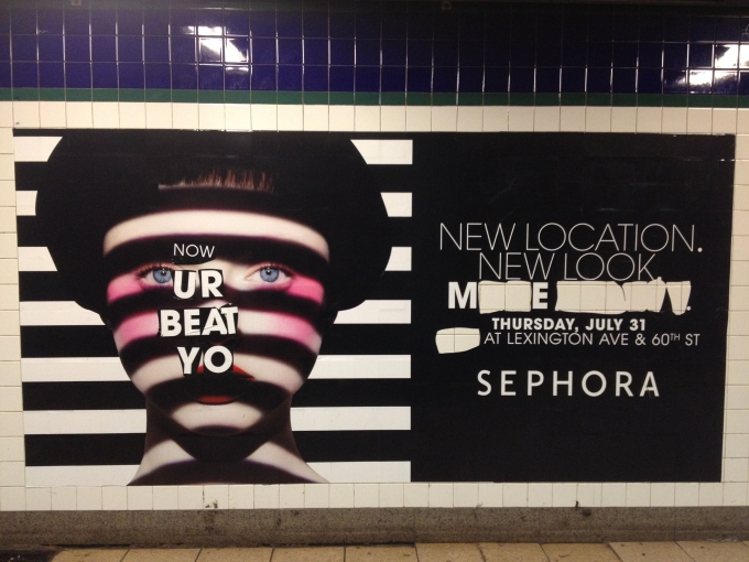 Sephora-subway-ad