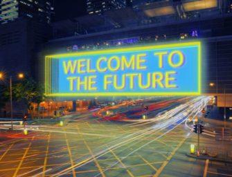 5 фантастических свойств наружной рекламы из будущего