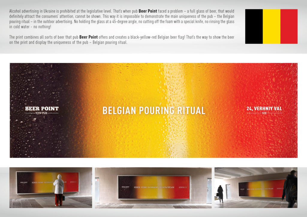 Beer-Point-Belgian-Pouring Ritual-campaign