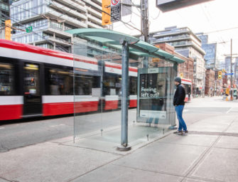 В Торонто появилась остановка, в которую нельзя войти