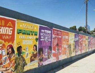 Fanta открыла доступ к digital-контенту с помощью наружной рекламы