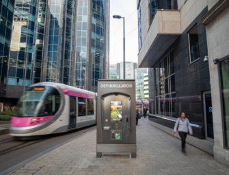 JCDecaux установит в Великобритании рекламно-информационные терминалы с дефибриляторами