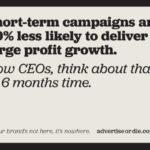 Advertise-or-die
