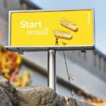 Ritual Start Small tiny billboards