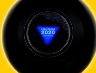 Прогноз Posterscope UK на 2020 год