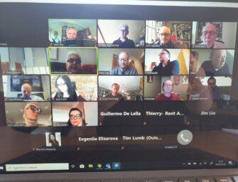 Национальные объединения участников OOH рынка обсудили свои действия во время пандемии COVID-19