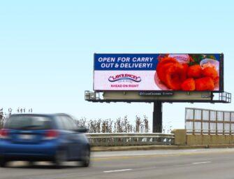 Кто сейчас продолжает размещать OOH рекламу в США