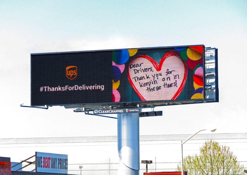 UPS-billboard