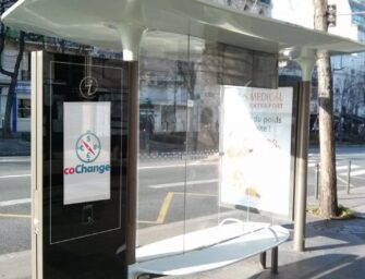 JCDecaux предоставит бесплатный антисептик на улицах Парижа