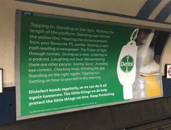 Реклама Dettol вызвала негативную реакцию из-за изображения офисной работы