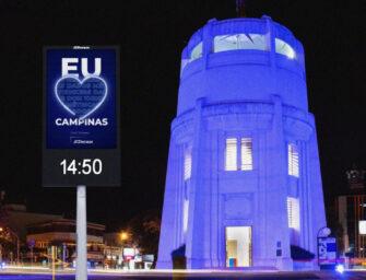 JCDecaux покажет бразильцам рекламу и время