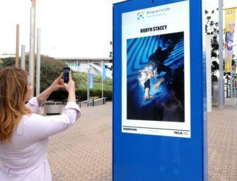 С помощью OOH рекламы Google объяснил австралийцам, как работает технология распознавания изображений