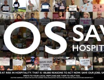 Ресторанно-гостиничный бизнес Шотландии делает ставку на OOH рекламу в попытке сохранить рабочие места