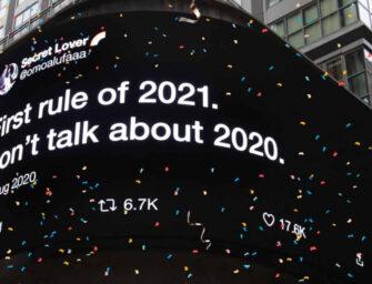 Пять аспектов рынка OOH-рекламы, на которые стоит обратить внимание в 2021 году
