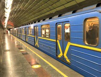 COVID-19 и карантин обвалили пассажиропоток в метро Киева: итоги 2020 года