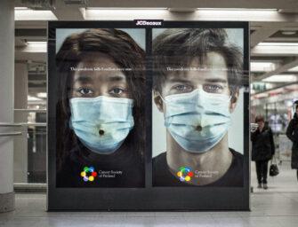 Социальная кампания в Финляндии рассказала о другой пандемии