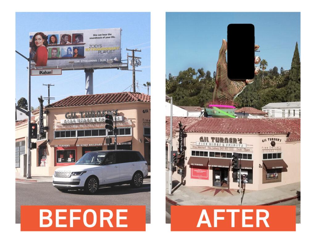 Sunset Strip revitalization