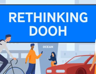 Переосмысление DOOH от Ocean Outdoor