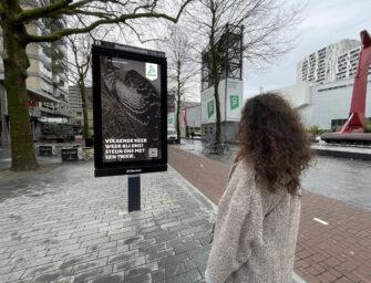 Зоопарк Роттердама провів DOOH-стріми з донатами